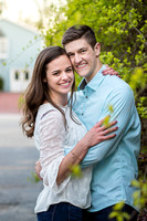 Engagement Photos - Click on any image to view full screen.  Then scroll right or left